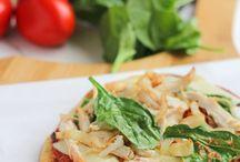 Yummy // Pizza / Tasty pizza nom noms. http://www.kissmycasa.com