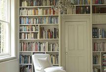 Estantes X Bibliotecas X Livros