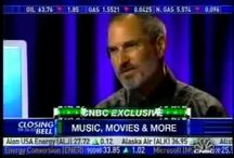 Steve Jobs in TV Interview videos / Steve Jobs TV interviews following big keynote announcements and vintage ones from the early Apple days.