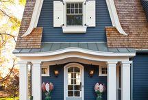 home colors / by Briana Gawboy