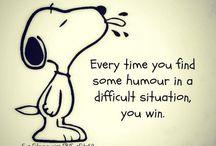 Our sense of humour