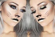 Makeup hallow