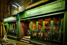 Koh Bristol / The newest edition to the Thai Tapas family, located on Triangle South. Call us on 01179 226699 to book a table!