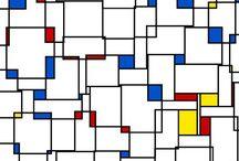 Art:  Mondrian