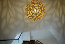 DIY light π / See also home decor / by Pii Topio