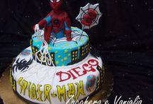 Spiderman / Torta spiderman