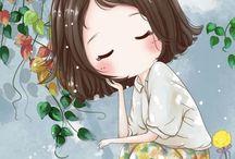 Cute art &Baby image