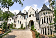 Our Castle to be / We would like to build a home with Castles as the inspiration. Here is the inspiration!