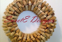 Recycling Wine Corks / Ideas for using wine corks
