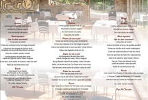 Menú Nadal, empresa, amics i familiars / by Restaurante Ca la Maria