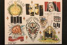 Bands tattoo