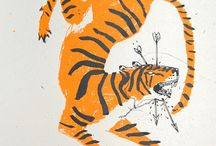 Tigers / by Robyn Thomson