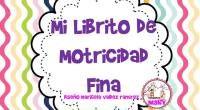 Motricidad Fina