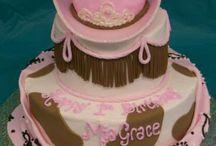 my bday cakes