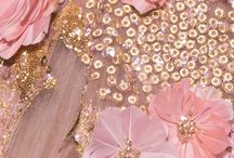 Broderies haute couture détails / Broderies