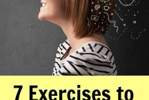 Brain Booster Tips / These tips for brain help improve memory, focus, mood other mental abilities.