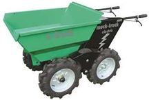 Electric Wheelbarrow,Electric Barrow,Electric Muck Truck,Electric Power Barrow,Electric Wheel Barrow / The 4WD Electric Wheelbarrow manufactured by Muck Truck UK. The Electric Power Barrow can be used both indoor where a normal Muck Truck cannot be used due to fumes and emissions and also outdoors by builders and landscapers for moving building and garden materials. http://www.fresh-group.com/electric-muck-truck.html