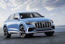 Audi Q8 / Audi Q8 photo gallery