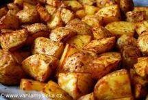 pecene zemiaky
