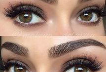 Make Up Eyebrows
