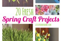 Crafts & DIY / by The Village Witch Shop