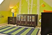 Baby Boy Nursery / by Konae Jackson Hauser