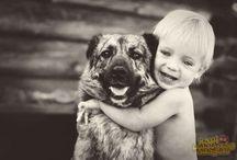 Gyerek, állat