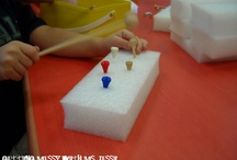 Motor Skills / A collection of activities to support motor development in young children both gross and fine motor activities.  / by Amy @ Child Central Station