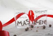 Lover's day / Diseños especiales para San Valentín, y otros momentos amorosos.
