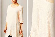Boho Loco Tops, Sweaters and Tunics