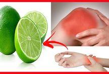 limão para artrose
