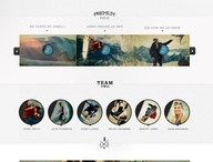 Web sites / Good examples of beautiful design
