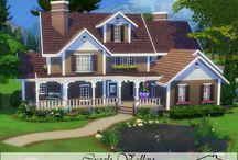 The sims 4 houses ideas