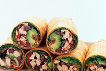 Sandwiches & Wraps / by Renee