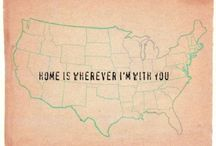 Home is where the Heart is.... / by Hannah Lingenfelter