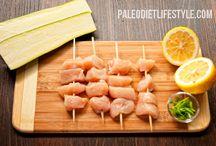 Paleo diet recipes / by Laney Speer
