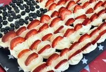 Red White And Blue / by Deneen Harbold