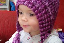 Вязание. Детям от 1 дня