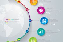 Infographic flood