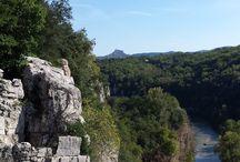 par ici en Ardèche