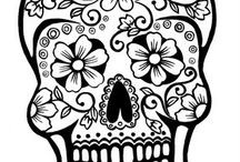 Sugar Skulls / by Anna Cuevas