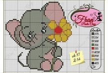 Krížik - Slon