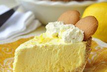Lemon Lime Love / Lemon Desserts mostly