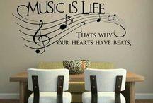 music is my life, I'm always singing!!