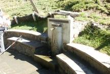 Camino Fountains