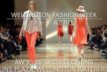 wellington fashion week 2013 / 