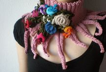 Creative Creations:  Sewing, knitting, crocheting / All things needly :) / by Leslie E. Young
