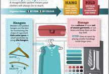 organisation tips