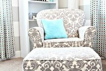 Home Staging: Living Rooms / Inspiration for staging and decorating living rooms
