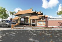 Mẫu nhà thờ họ 4 mái, 8 mái. KTS thiết kế: 0918.248.297 / Chuyên thiết kế, thi công nhà thờ họ, nhà từ đường, các công trình kiến trúc Tâm linh - Vietnamarch  http://vietnamarch.com.vn/thiet-ke-kien-truc/thiet-ke-nha-tho-ho/nha-tho-4-mai-8-mai/